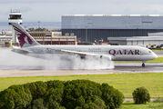 A7-BCT - Qatar Airways Boeing 787-8 Dreamliner aircraft