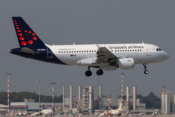 OO-SSA - Brussels Airlines Airbus A321