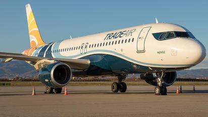 9A-BTG - Trade Air Airbus A320