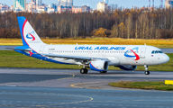 VQ-BDM - Ural Airlines Airbus A320 aircraft