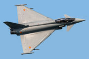 C.16-56 - Spain - Air Force Eurofighter Typhoon S aircraft