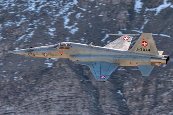 J-3044 - Switzerland - Air Force Northrop F-5E Tiger II