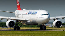 TC-JNR - Turkish Airlines Airbus A330-300 aircraft
