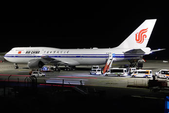 B-2479 - Air China Boeing 747-8