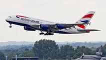 British Airways G-XLEA image