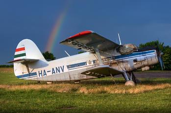 HA-ANV - Private Antonov An-2