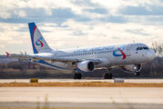 VQ-BCY - Ural Airlines Airbus A320 aircraft