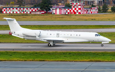 9H-WFC - Private Embraer EMB-600 Legacy 600