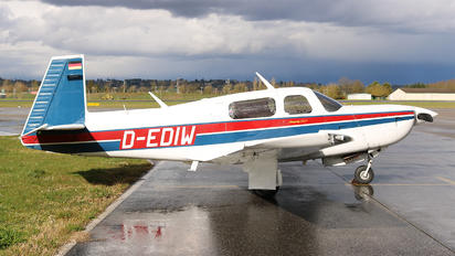 D-EDIW - Private Mooney M20K