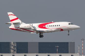 CS-EPE - Private Dassault Falcon 2000LX
