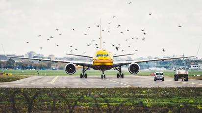 G-DHLG - DHL Cargo Boeing 767-300F