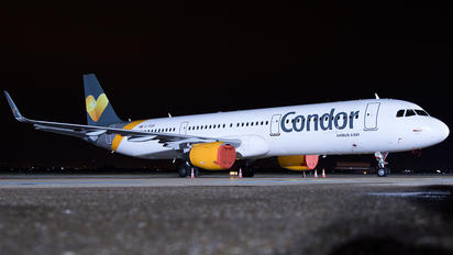 G-TCDR - Thomas Cook Airbus A321
