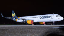 G-TCDR - Thomas Cook Airbus A321 aircraft