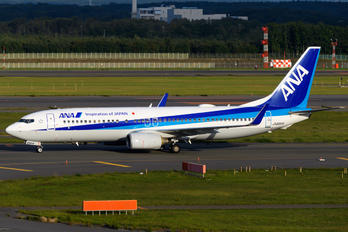JA66AN - ANA - All Nippon Airways Boeing 737-800