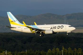 JA14AN - Air Do - Hokkaido International Airlines Boeing 737-700
