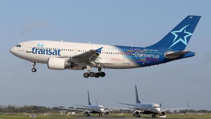 C-GTSH - Air Transat Airbus A310