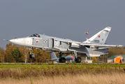 RF-33848 - Russia - Navy Sukhoi Su-24M aircraft