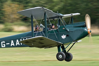 G-AAHI - Private de Havilland DH. 60G Gipsy Moth
