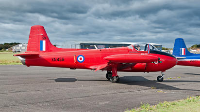 G-BWOT - Private BAC Jet Provost T.3 / 3A