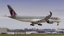 A7-ALB - Qatar Airways Airbus A350-900 aircraft