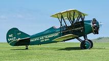 NC5427 - Private Travel Air D-4000 aircraft