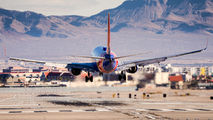 N7827A - Southwest Airlines Boeing 737-700 aircraft