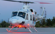 EC-MQV - Babcock Aerospace Bell 412EP aircraft