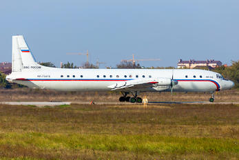 RF-75478 - Russia - Air Force Ilyushin Il-18 (all models)