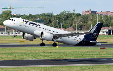 D-AINK - Lufthansa Airbus A320 NEO