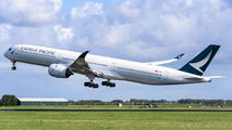 B-LXF - Cathay Pacific Airbus A350-1000 aircraft
