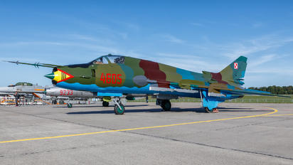 4605 - Poland - Air Force Sukhoi Su-22M-4
