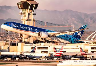 F-ONUI - Air Tahiti Nui Boeing 787-9 Dreamliner