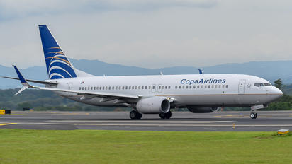 HP-1845CMP - Copa Airlines Boeing 737-800