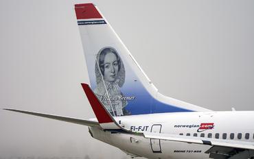 EI-FJT - Norwegian Air International Boeing 737-800