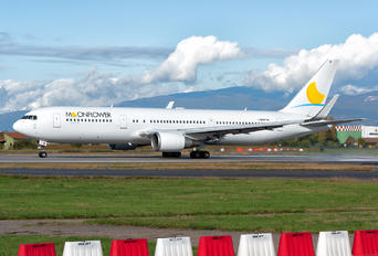 I-NDOF - Moonflower Boeing 767-300ER