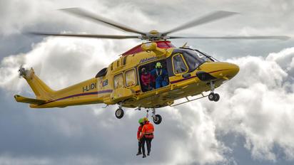 I-LIDI - Alidaunia Società di Navigazione Aerea Agusta Westland AW169