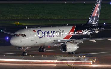 TC-ODE - Onur Air Airbus A320