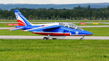 "E152 - France - Air Force ""Patrouille de France"" Dassault - Dornier Alpha Jet E aircraft"