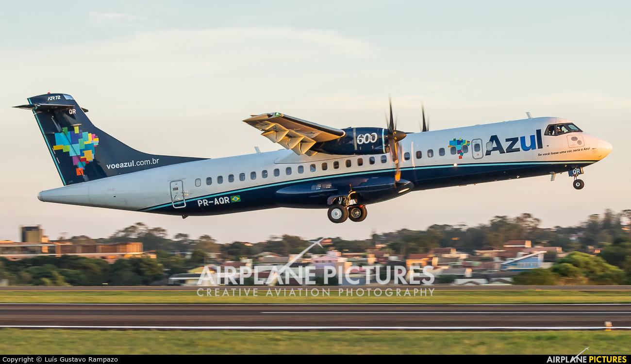 Azul Linhas Aéreas PR-AQR aircraft at Londrina – Gov. José Richa
