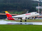 EC-KOY - Iberia Airbus A319 aircraft