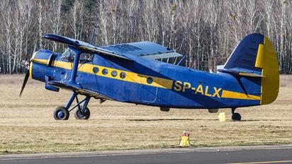SP-ALX - Aeroklub Ziemi Lubuskiej Antonov An-2
