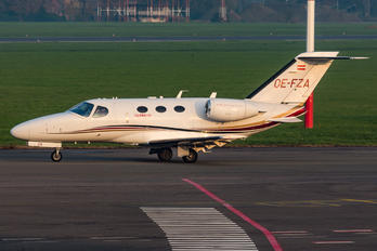 OE-FZA - Private Cessna 510 Citation Mustang