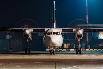 OO-VLS -  Fokker 50