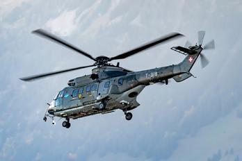 T-318 - Switzerland - Air Force Aerospatiale AS332 Super Puma