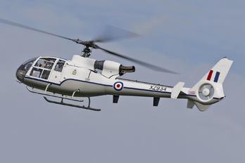G-CBSI - Private Westland Gazelle HT.3