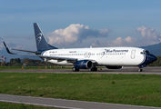 9H-FRA - Blue Panorama Airlines Boeing 737-800 aircraft