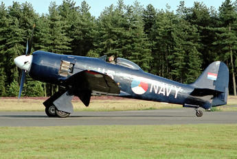 G-BTTA - Private Hawker Sea Fury FB.10