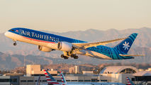 F-OVAA - Air Tahiti Nui Boeing 787-9 Dreamliner aircraft