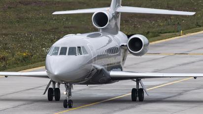 PH-LAU - Exxaero Dassault Falcon 900 series