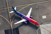 N927VA - Alaska Airlines Airbus A321 NEO aircraft